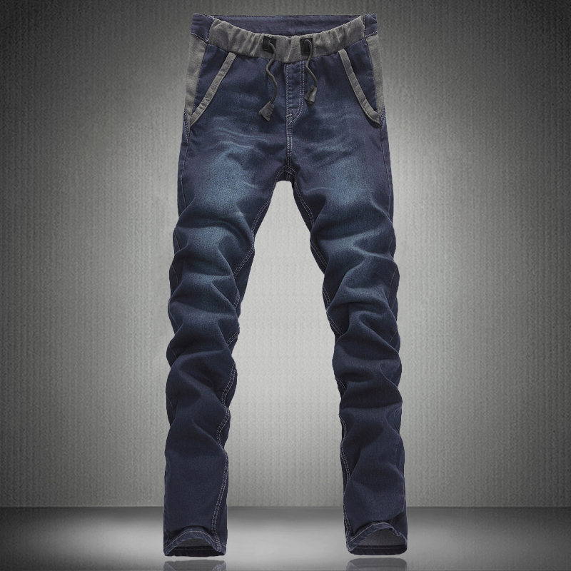 Hot 2017 New arrival mens denim pants  fashion straight pant high quality jeans for man denim casual trousers plus size 27-42Одежда и ак�е��уары<br><br><br>Aliexpress