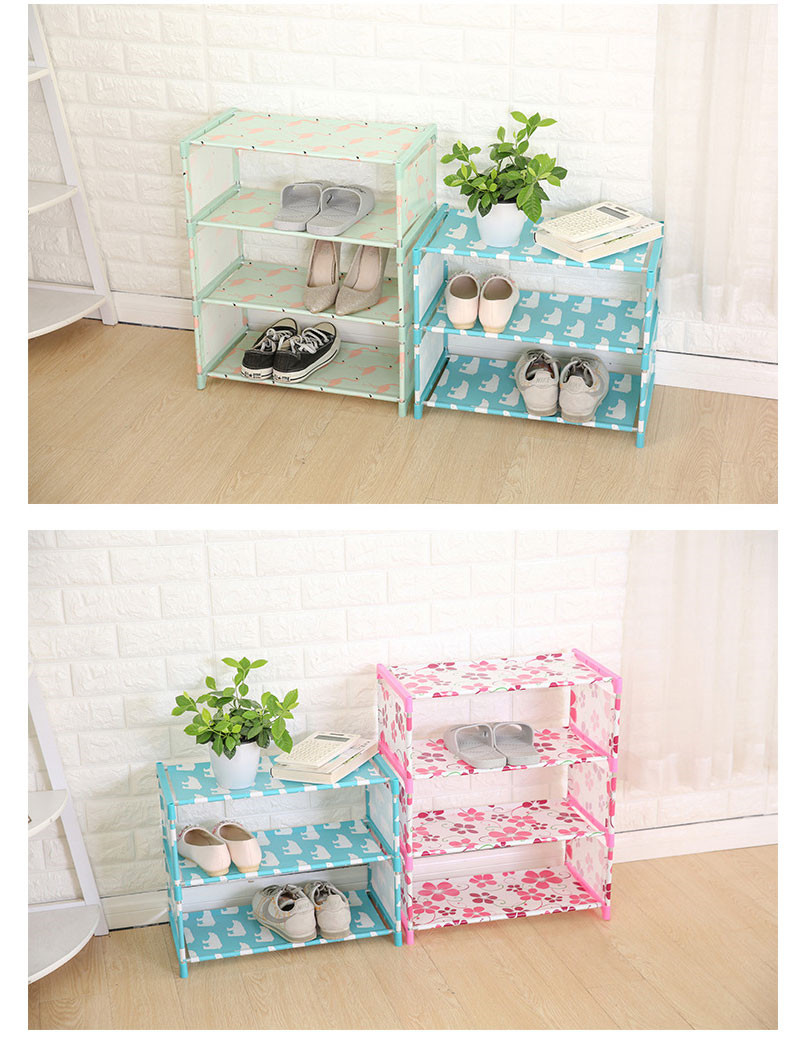 storage racks (3)