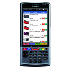 Casio IT-G500 4.3 Inch Touch Screen 2D Portable PDA Machine Business Retail Terminal Data Collector Part# : IT-G500-C21C-CN(China)