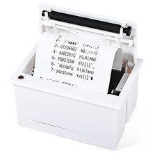 JP QR204 Receipt Thermal Printer 58mm Super Mini Embedded Low Noise Optional USB Port Printer Thermal