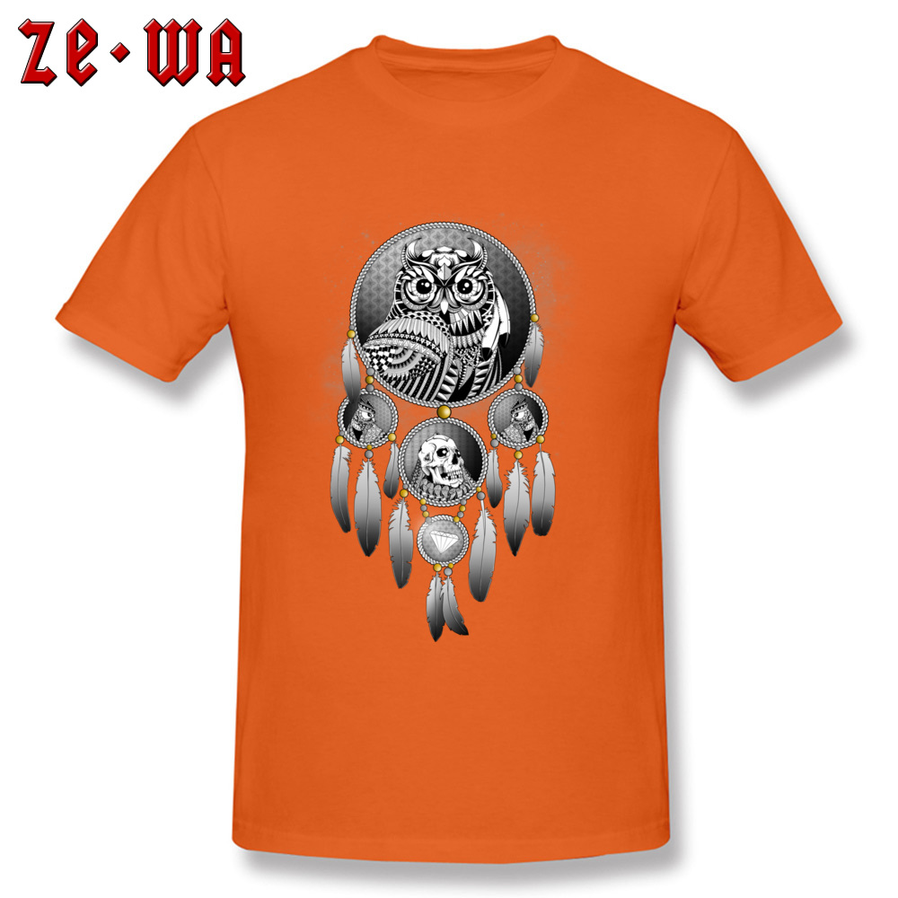 Coupons Bring the Nightmare cosie T-shirts Crew Neck Cotton Mens Tops T Shirt Short Sleeve Summer cosie T-shirts Bring the Nightmare orange