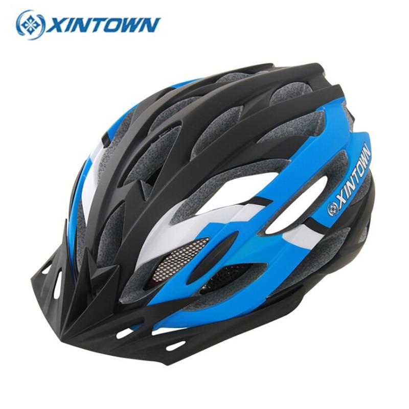 XINTOWN 18 Vents Ultralight EPS Cycling Helmet Outdoor Sports Mtb/Road Mountain Bike Bicycle Helmet Adjustable Skating Helmet<br><br>Aliexpress