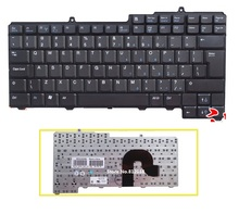 SSEA New Laptop UI Keyboard English for DELL Latitude D520 D520N D530 PP17L(China)
