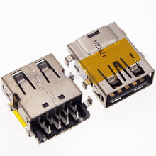 10pcs/lot for HP ACER Samsung DELL Toshiba SONY etc motherboard usb port 3.0 usb connector(China)
