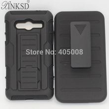 For Samsung Galaxy Core II Future Armor Impact Holster Hard Case For Samsung Galaxy Core 2 G355H Back Cover Mobile Phone Cases