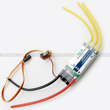 YPG 40A ESC 2~6S Brushless Electronic Speed Controller For RC 450 Helicopter