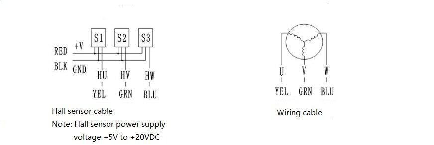 J60BLS wiring