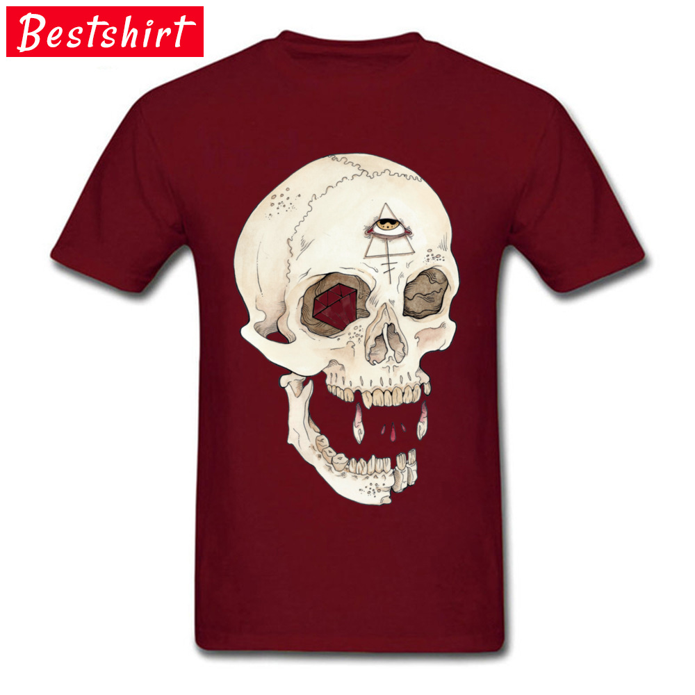 Dead Men 17555 Cool Mother Day Pure Cotton O Neck Male T Shirt cosie Tshirts 2018 Hot Sale Short Sleeve Top T-shirts Dead Men 17555 maroon