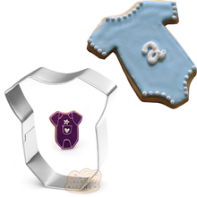 baby clothing T shirt metal cookie cutter animal fondant cake party decoration gateau reposteria moldes para biscuit pastry tool