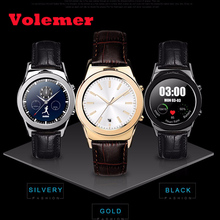 2017 New A8S Round Smartwatch Support SIM Card Bluetooth WAP GPRS SMS MP4 USB For iPhone iOS Android Akilli Saatler Smart Watch(China)
