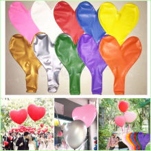 36 Inch Big Heart Latex Balloon For Wedding Decoration Inflatable Balls Birthday Party Love Marriage Lover Baloon
