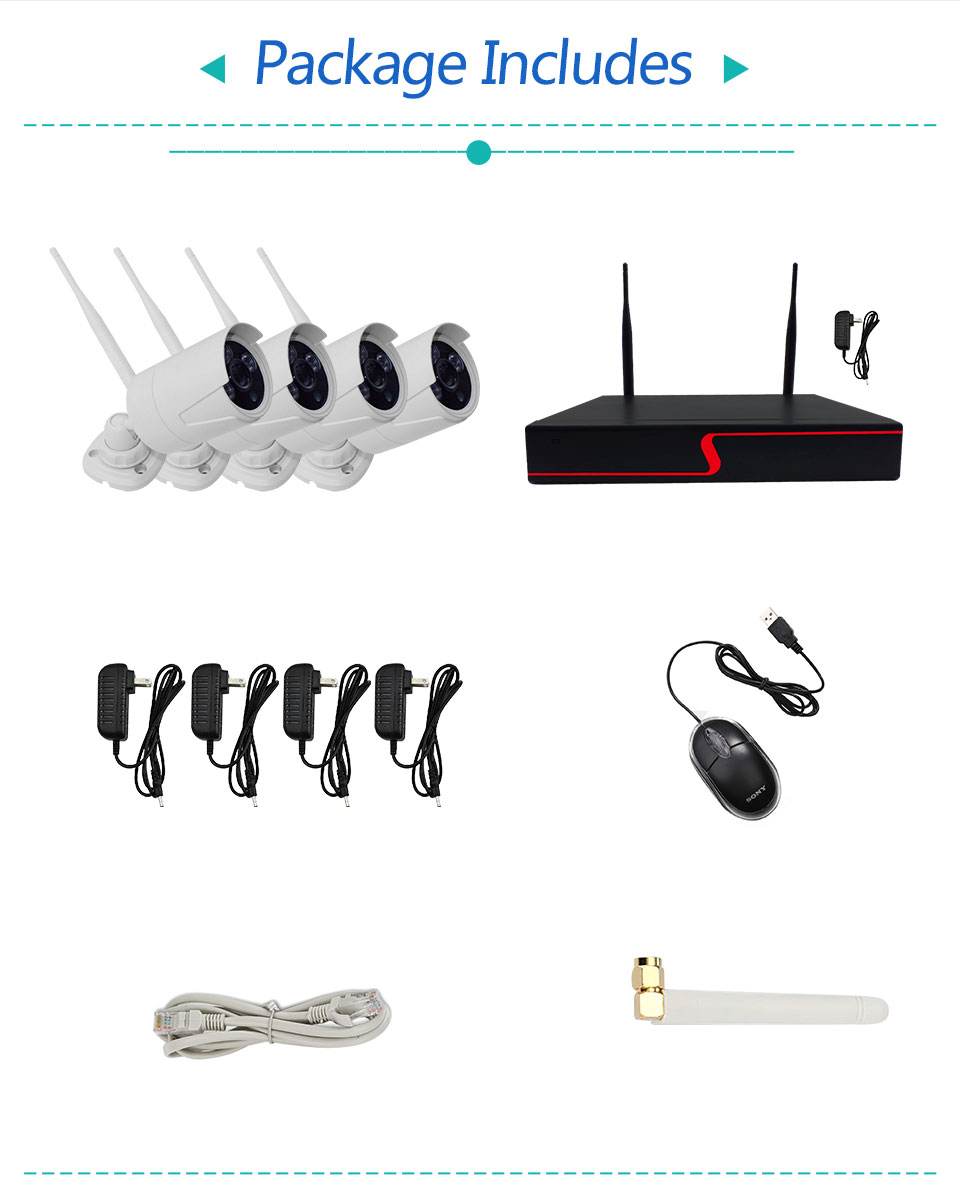 960P Wireless Camera CCTV_03