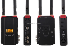 STW700 300m-700m wireless video transmitter and receiver(China)