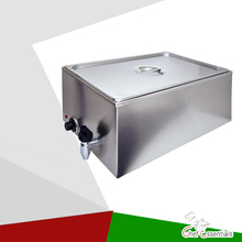 PKLH-K165BT-1 #201stainless steel Bain Marie for hotel food warming showcase soup display for Buffet(China)