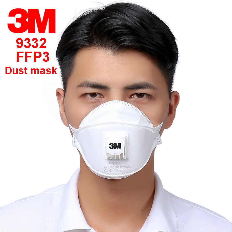 3m 9332 n99 pollution mask