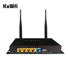 300Mbps High Power Wireless Router Through Wall 16M+128M Strong Wifi Signal Home Network with 2*5 dbi Antenna Support OpenWRT