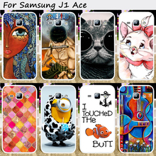 Mobile Phone Covers Suitable For Samsung Galaxy J1 Ace J110 J110F J110H Cases Multi Styles Anti-Knock Skin Cover Phone Shell