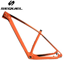 Carbon mtb frame model 29er MSP-13 carbon fiber frame factory price BB30/BSA carbon mtb frame carbon bicycle frame made in China(China)