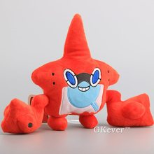 "Anime 10 Pcs/Lot  Dolls Rotom Plush Toy Soft Dolls 8"" 20 CM"