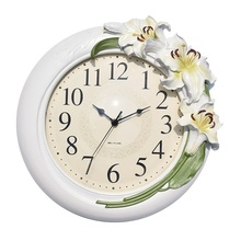 SZ# 2361 Note the modern living room simple art creative watch mute personality decorative quartz clock FREE SHIPPING(China)