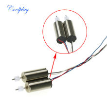 Free Shipping Main Drive Motor A B Set Spare Part Accessory For Syma S107 S107G 3Ch RC Helicopter Toy
