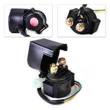 DWCX Motorcycle Starter Solenoid Relay for GY6 70cc 110 150 250cc ATV Scooter Dirt Bike for Yamaha XS360 XS400 XS400R