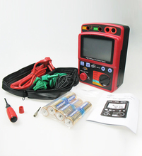 BENETECH GM3125 high voltage hipot tester insulation resistance test equipment high voltage testing of electrical equipments
