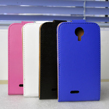 For Micromax Canvas Pace 4G Q415 Case PU Leather Flip Open Back Smartphone Cover