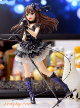 Cinderalla Girls The Idolm Action Figure Toys 1/8 scale painted figure Bandai Namco Games Shibuya Rin Sexy figure(China)