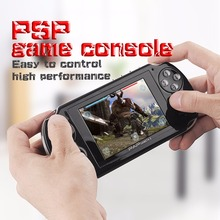 New 4.3 Inch Handheld Game Player 64 Bit Game Console MP5 Game Player 621 Kinds portable consoles Multimedia classic Games