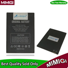 100PCS/Lot 2000mAh X9mini Battery For Doogee 5.0inch X9 MINI Batterie De batterij AKKU AKU Via DHL UPS Fedex Cargo Etc.(China)