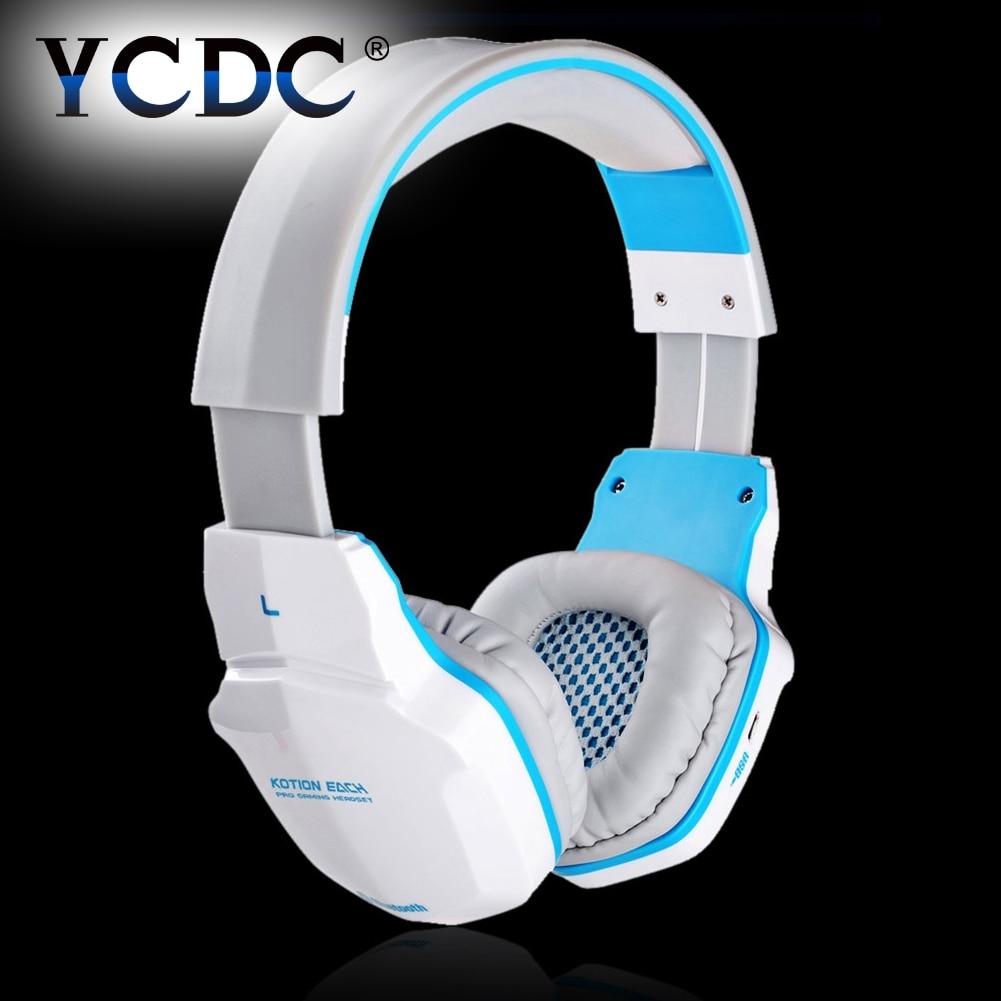 Bluetooth Headphones Earphone Wireless Headphone For PS4 Gaming Gamer Low Bass headset earphones For computer phone sport<br>