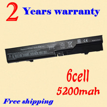 JIGU Laptop Battery 587706-121 For HP Compaq 621 620 421 420 326 325 321 320 Laptop 6 Cells 1 year warranty(China)