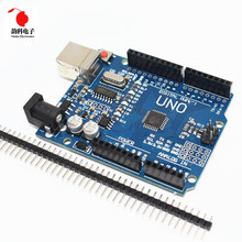 Buy M1003 1pc UNO R3 CH340G+MEGA328P Arduino Compatible High for $2.99 in AliExpress store