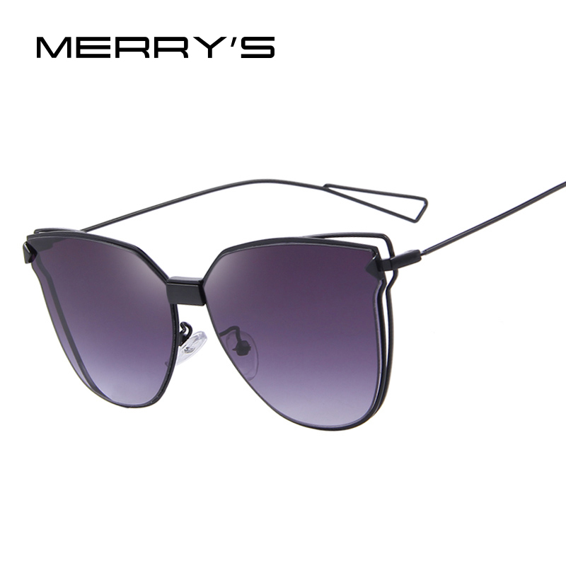 MERRYS Fashion Women Sunglasses Classic Brand Designer Sunglasses Coating Mirror Flat Panel Lens Shades S8000<br><br>Aliexpress