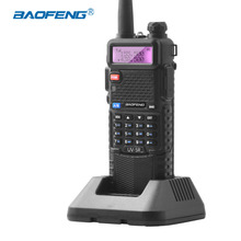 Baofeng UV-5r Radio Station Long Battery UV5R Walkie-talkie UHF VHF 3800mAh UV 5r walky talky VOX Ham Radio for Hunting Radio