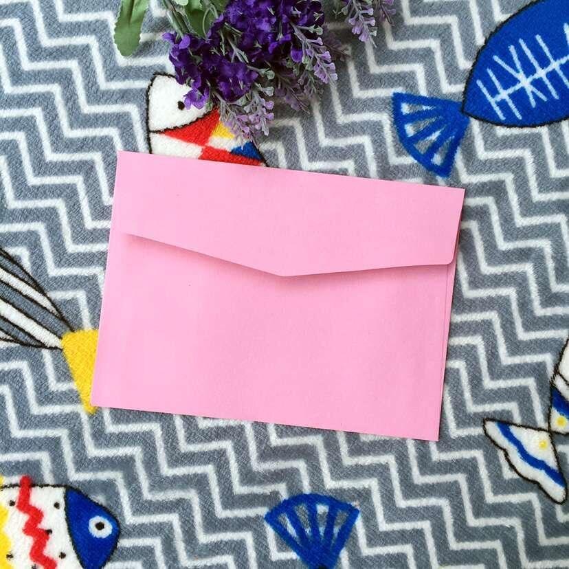 Post- & Versandmaterialien 5 StÜcke Farbige Umschläge 3 #170x125mm 110gms Grußkarte Postkarte Dekoration Umschlag 15 StÜcke Gute QualitäT