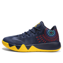 f575c15e696927 Kyrie 4 Athletic Mens 2018 Air Basketball Shoes Jordan Big Sizes Trainer  Breathable Outdoor Sport Shoes