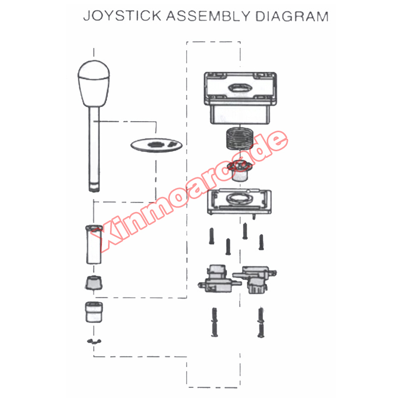 X American Joystick 05