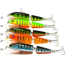 Forever 21#3523 New 1pcs Fishing Lures Spinner Crankbaits Hooks Baits Assorted Fish Tackle