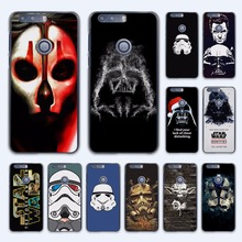 Star Wars darth maul logo design hard transparent Case Cover for Huawei Honor 7 8 V8 G8 5 5C 5X 4C 4X 6 Plus phone case