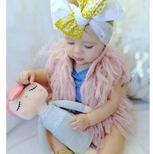 Mini beauty-Fashion Fringed Sweater Vest Design Baby Clothes Outwear Knitted Kids Vest Lovely Pink Coat Girls