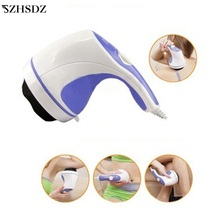 SZHSDE 1Set Full Body Push Fat Massage Machine Useful Home Pro Electric Hand Held Neck Shoulder Arms And Legs Massage