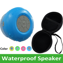 Waterproof Bluetooth Speaker Shower hoparlor Wireless Subwoofer Mini Portable Speakers Audio Receiver Music with Mic for Phone