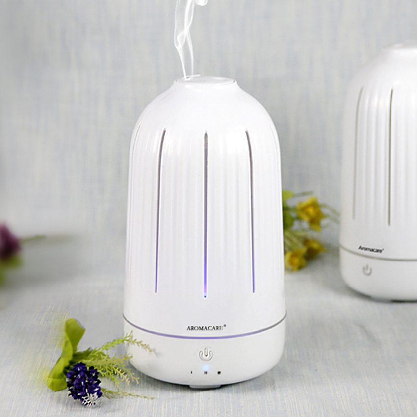 1PC Aromatherapy Air humidifier LED Colorful lamp With Carve Design Ultrasonic humidifier Aroma Diffuser mist maker<br><br>Aliexpress