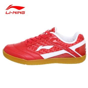Li-Ning Women Table Tennis Shoes Training Breathable Anti-Slippery Hard-Wearing Sneakers Sport Shoes APTH002 YXT007