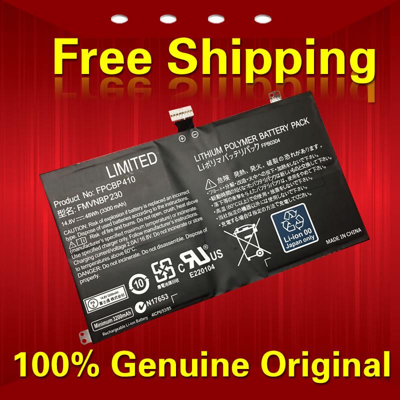Free shipping FMVNBP230 FPB0304 FPCBP410 Original laptop Battery For FUJITSU LIFEBOOK U554 U574 UH554 UH574 14.8V 48WH 3300MAH<br><br>Aliexpress