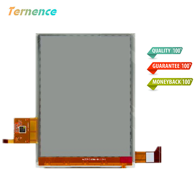 Skylarpu Original 6''inch ED060XH2 LCD Display Screen For PocketBook 623 Touch 2 E-Reader Ebook reader LCD Module Panel