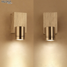 1W 3W LED Wall lamps Aluminum wall lighting fixture White sconces lights for home arandelas para parede