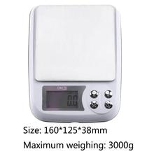 Buy 3000g/0.1g Portable Mini Electronic Digital Scales Pocket Case Postal Kitchen Jewelry Weight Balanca Digital Scale Weighting for $14.80 in AliExpress store